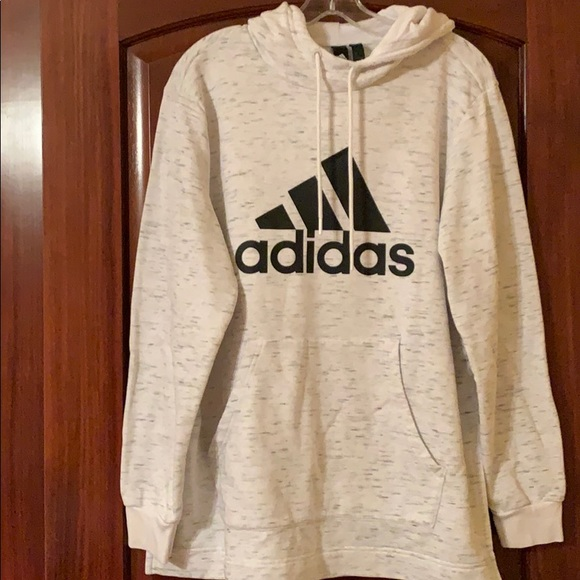 adidas Tops - Adidas hooded sweatshirt
